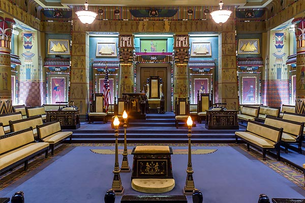 Egyptian Hall at One North Broad