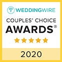 Wedding Wire Couple's Choice Awards 2020