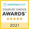 Wedding Wire Couple's Choice Awards 2021
