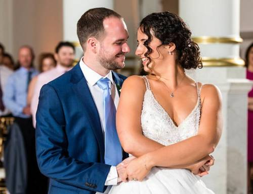 How it All Works: A ONE North Broad Wedding Snapshot